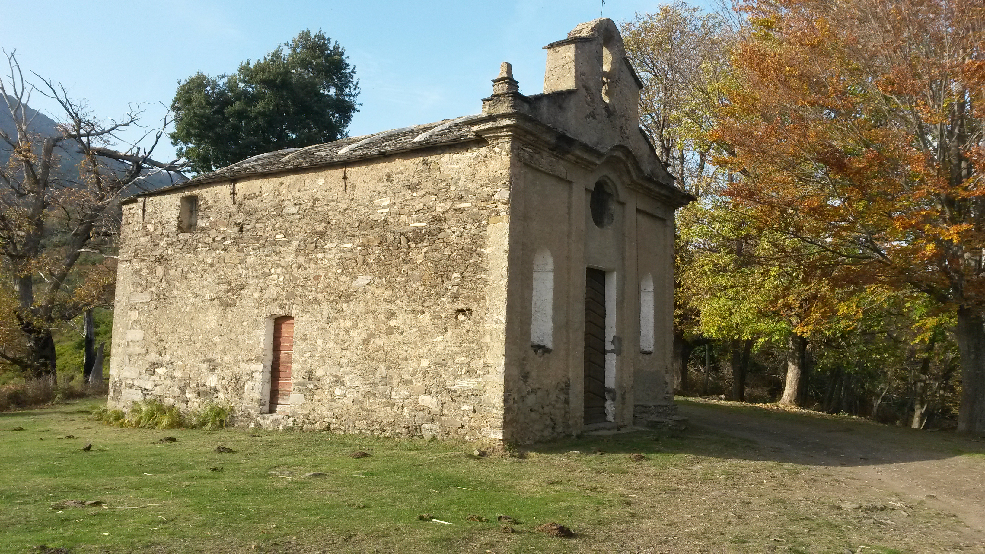 Photo Chapelle Saint Christophe