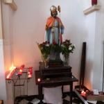 Statue de Saint Martin, Erbaggio