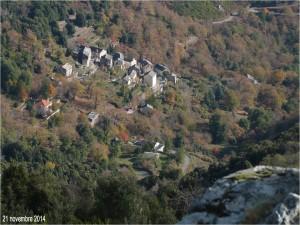 Nocario à l'automne