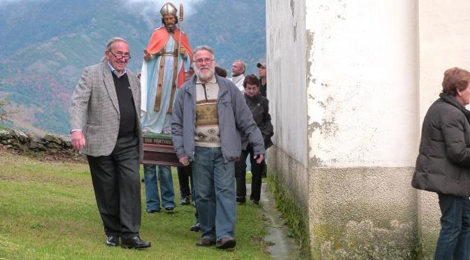 Procession de la Saint Martin à Erbaggio