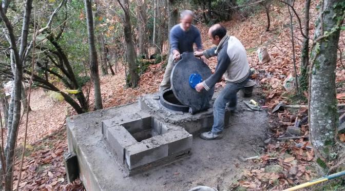 Amélioration de la qualité de l'eau potable