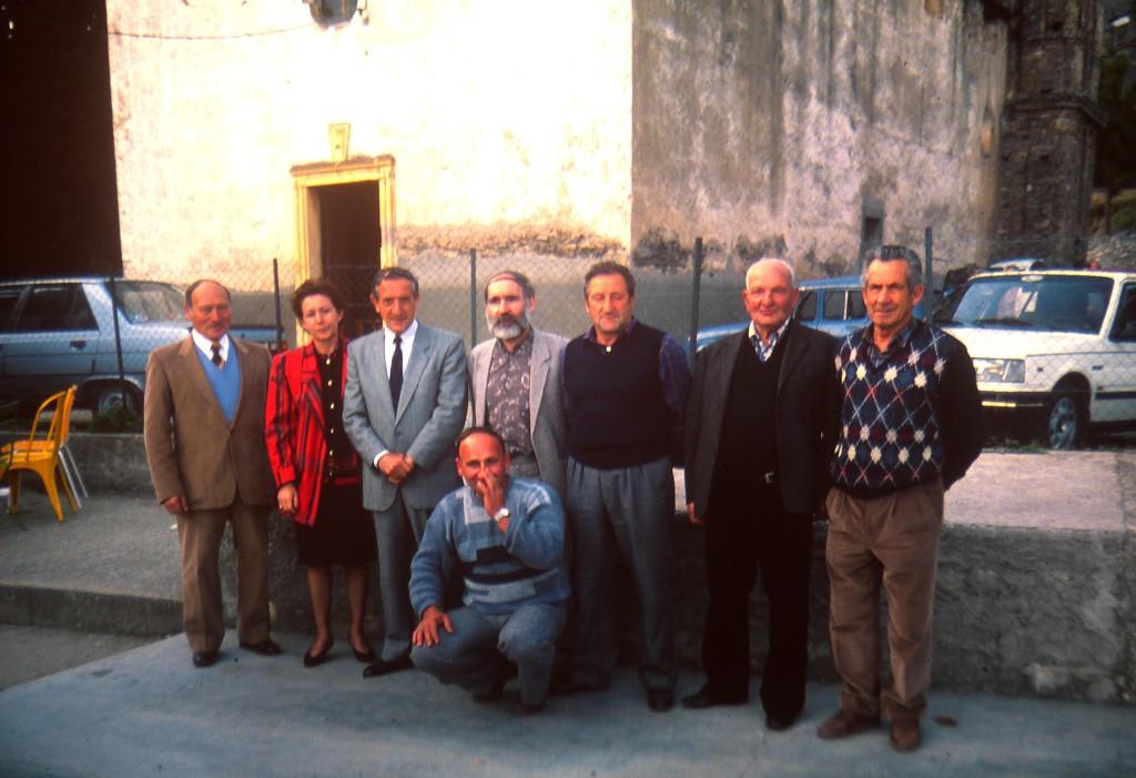 Le Conseil municipal élu le 26 mars 1989