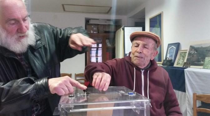 Élections départementales à Nocario