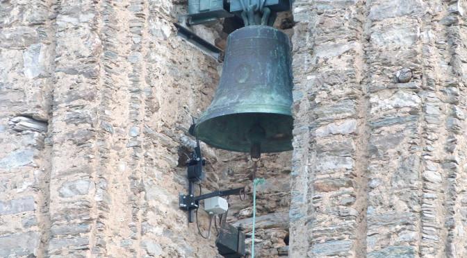 Electrification des cloches de l'église Saint Michel