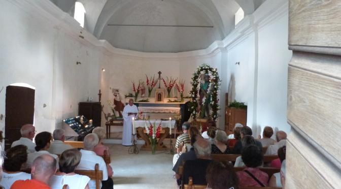 Célébration de la Saint Christophe