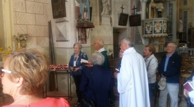 On a célébré la St Michel