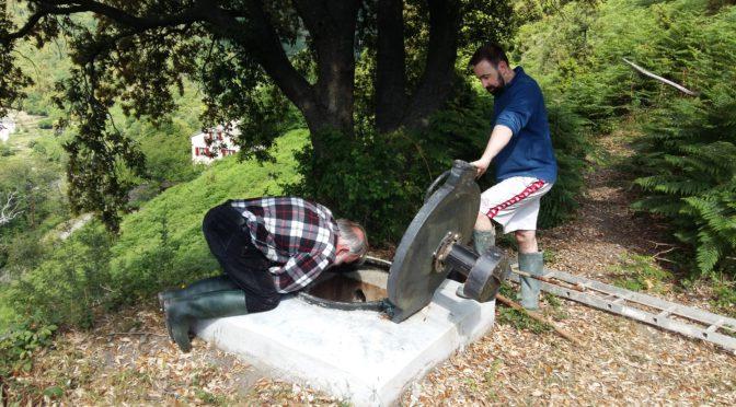 Nettoyage des réservoirs d'eau potable