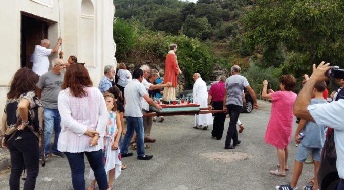 Pietricaggio fête  St Laurent