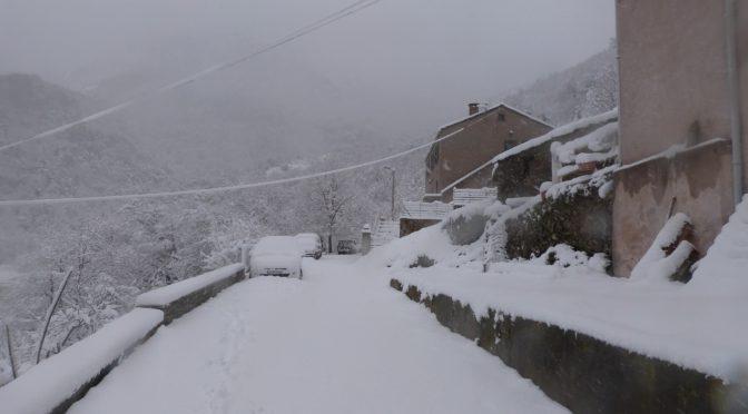 Beaucoup de neige