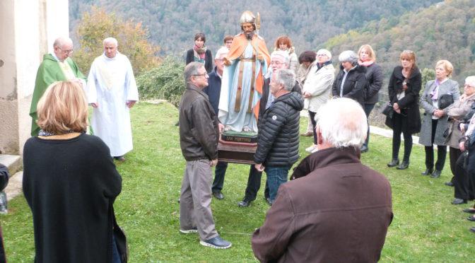 11 novembre Saint Martin à Erbaggio