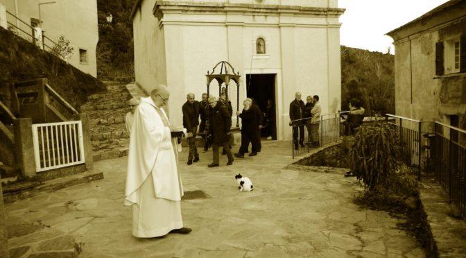 Sainte Barbe à Nocario