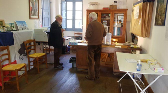 DES ELECTIONS MUNICIPALES INHABITUELLES