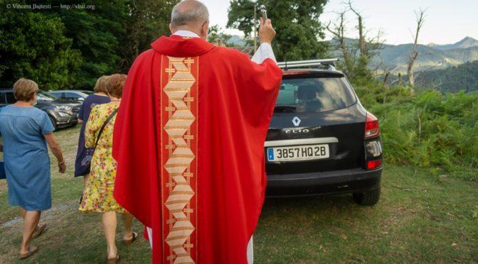 Saint Christophe fêté le 25 juillet